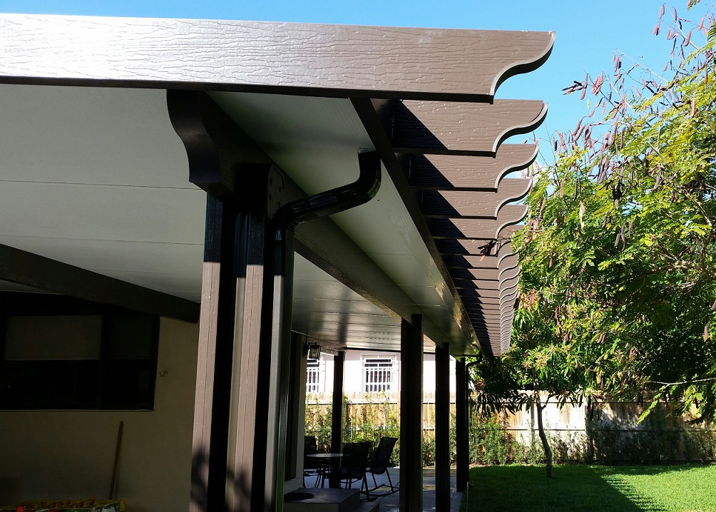 We Will Recommend The Regular Insulated Patio Covers. This Patio Roof Are  Made In 3u2033 Insulated Panels And Can Be Done In 6 Different Colors With  Aluminum ...